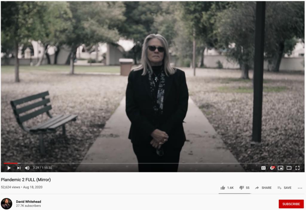 Plandemic 2 YouTube upload3