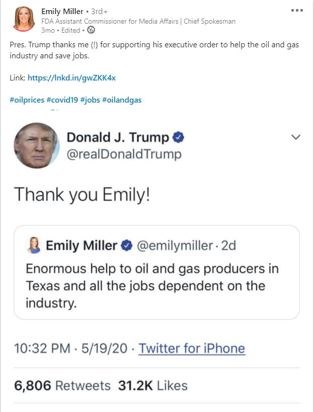 Miller LinkedIn