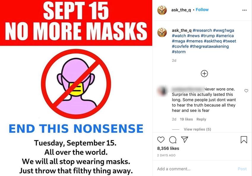 Instagram mask meme1