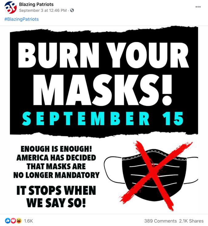 Facebook mask meme1