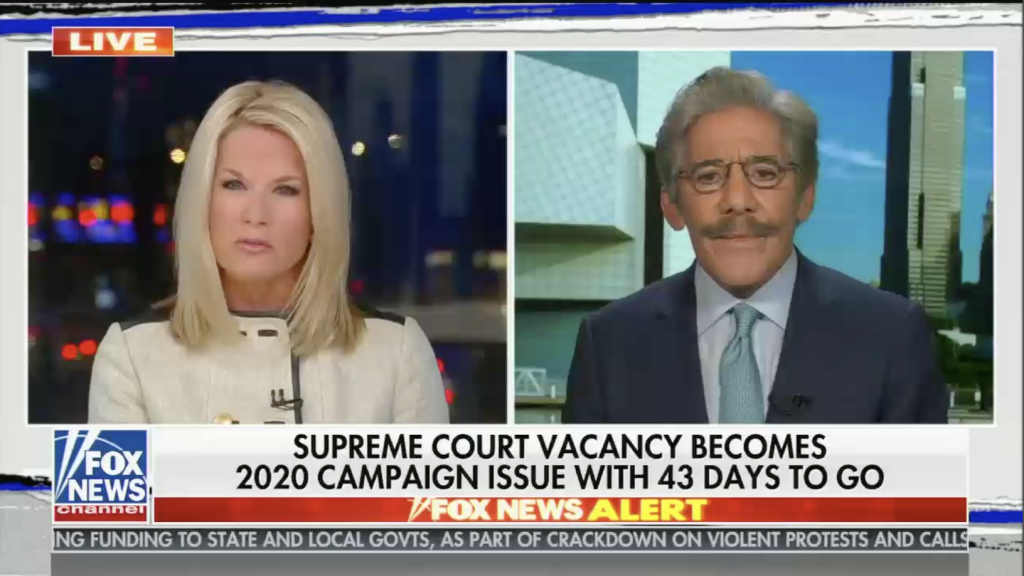 MacCallum interviews Geraldo Rivera