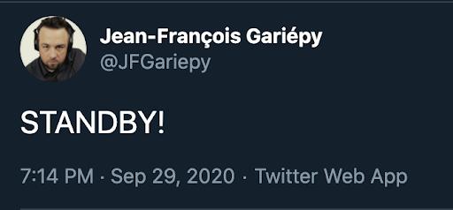 Jean Francous Gariepy Proud Boys