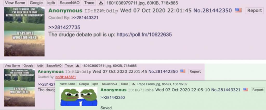 4chan Drudge VP poll2