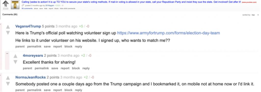 TheDonald Trump campaign URL3