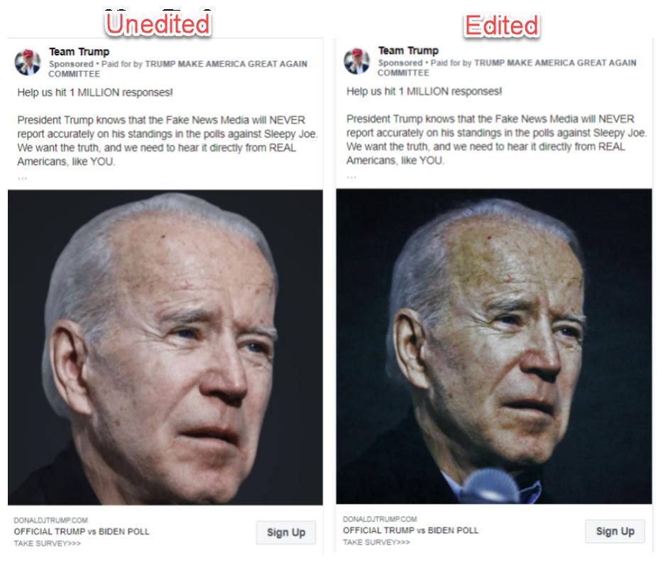 BIDEN: edited vs. unedited #2