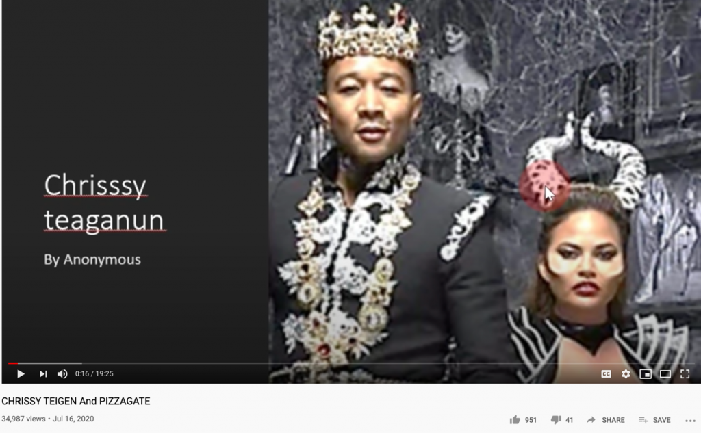 YouTube Pizzagate4