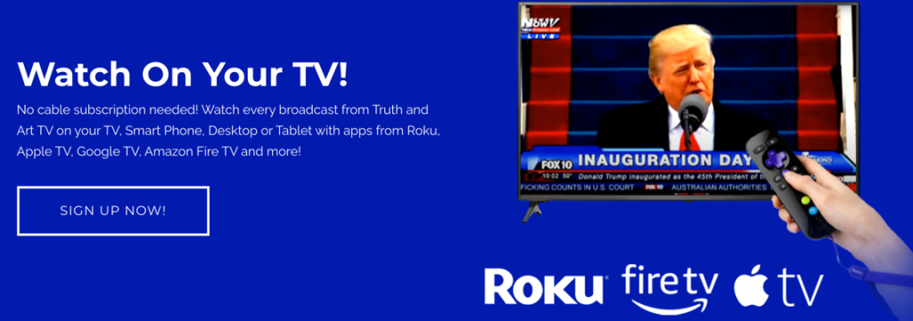 Truth and Art TV Apple