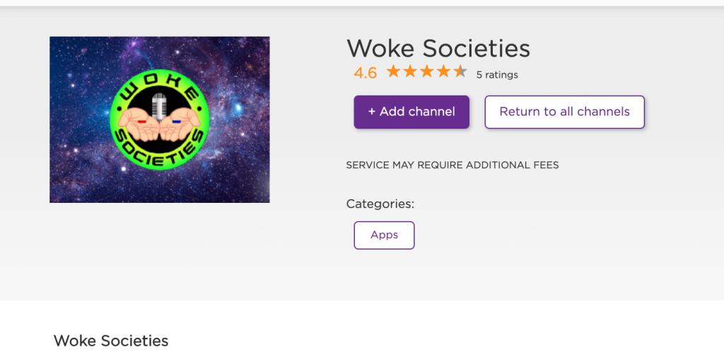 Woke Societies Roku