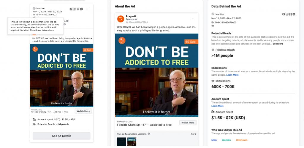 image of facebook ads