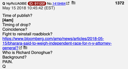 Q post Donoghue