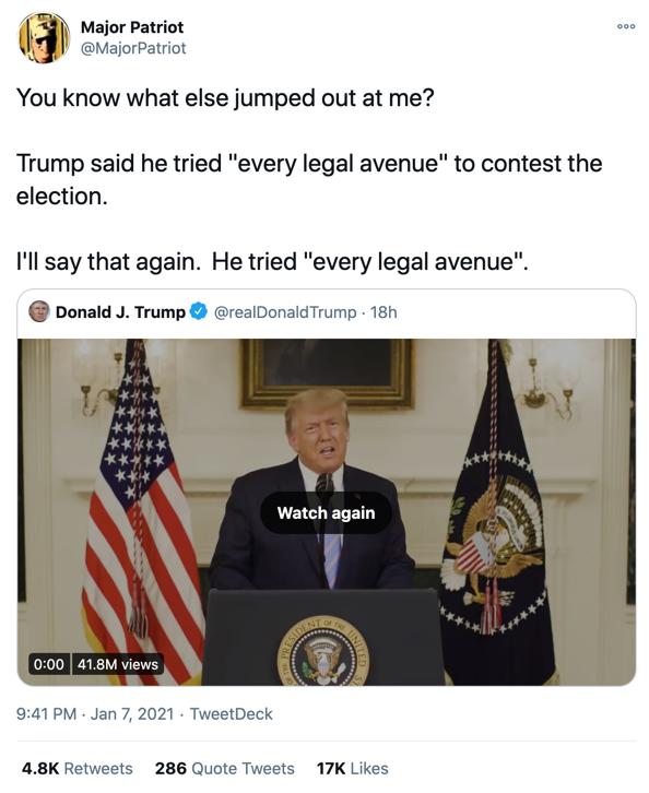 QAnon Trump video5