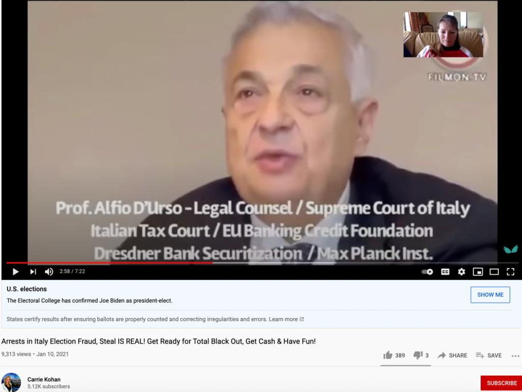 YouTube voter fraud6
