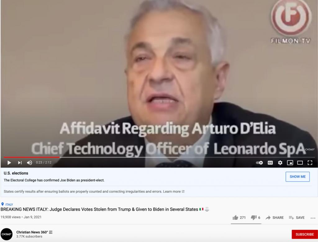 YouTube voter fraud8