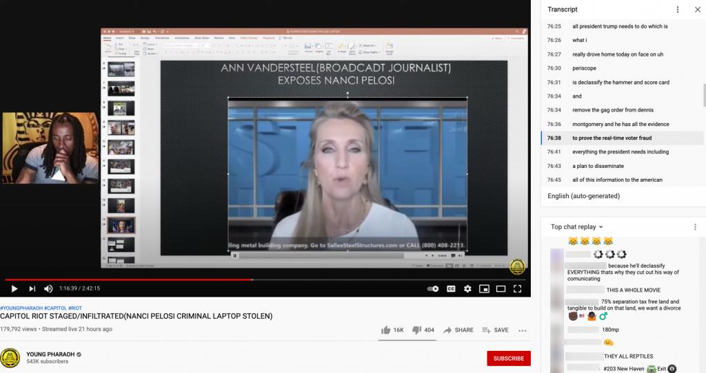 YouTube voter fraud13