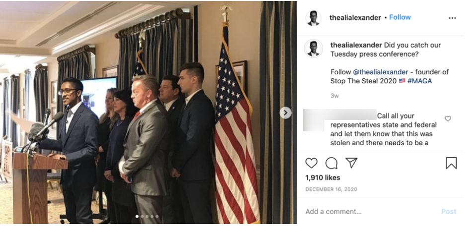 Image of Instagram post