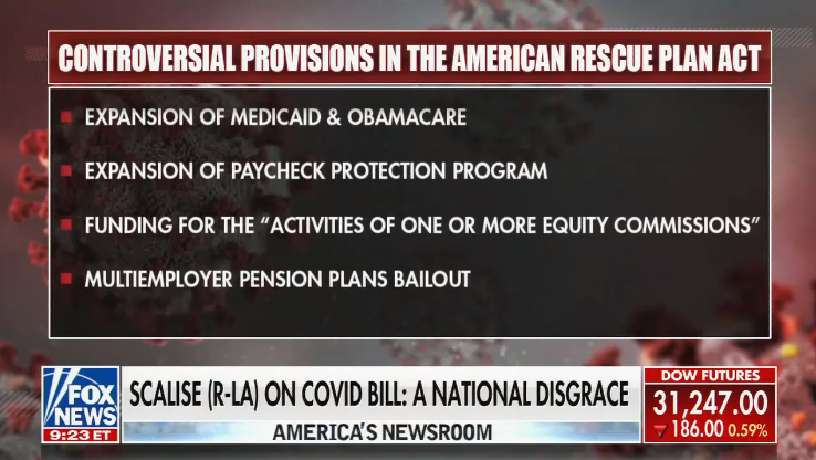 Controversial provisions in the American Rescue Plan Act: Multiemployer pension plans bailout