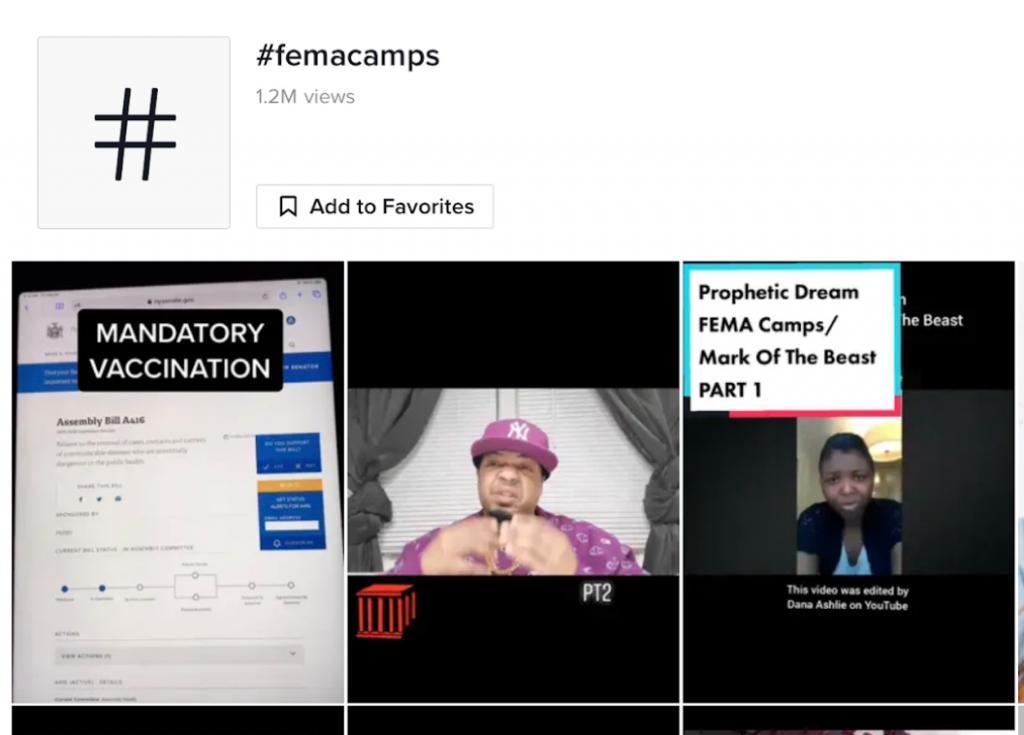 #FEMACamps