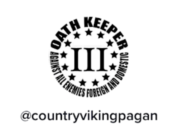 Oath Keeper TikTok