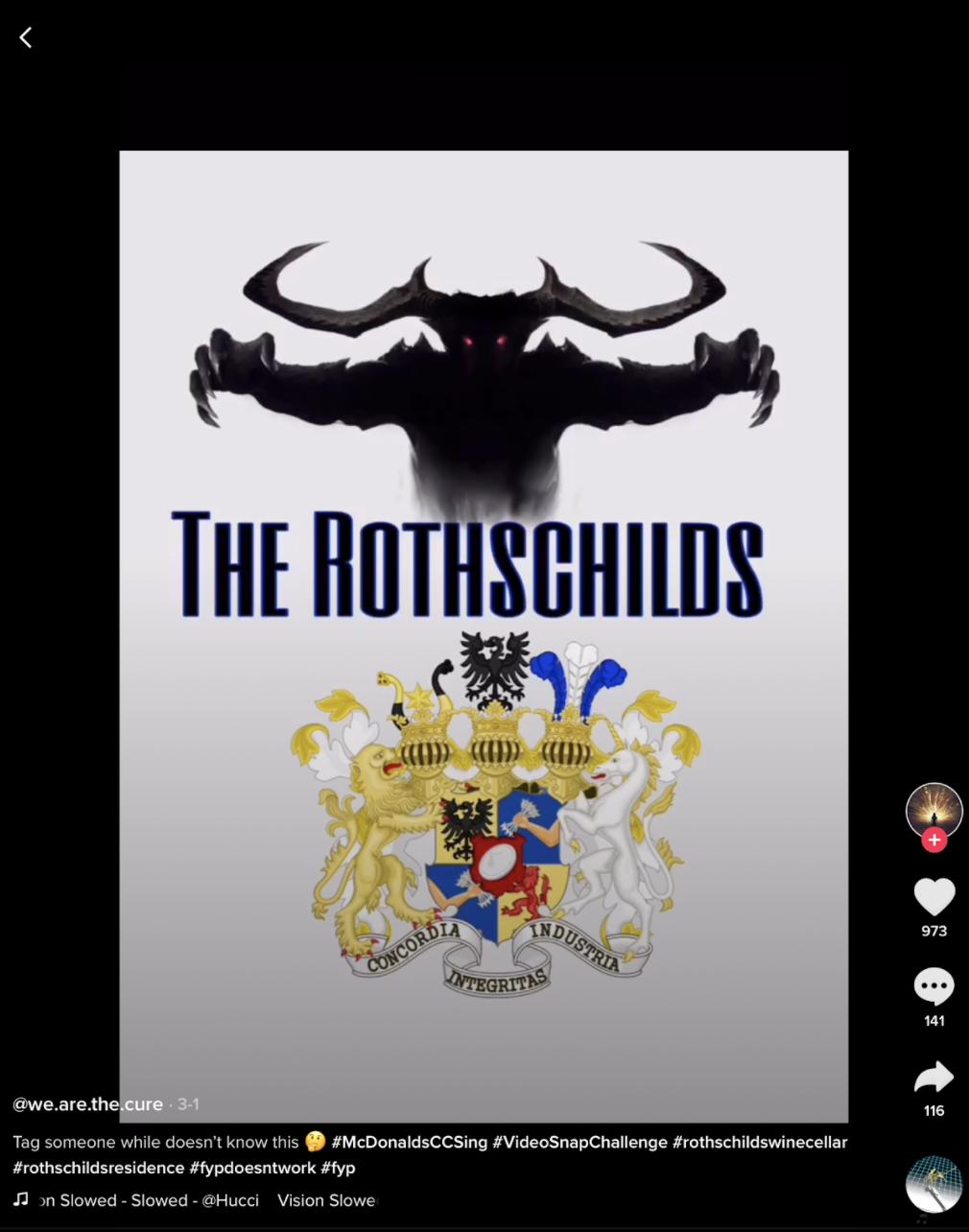 Rothschild Conspiracy Theory 2