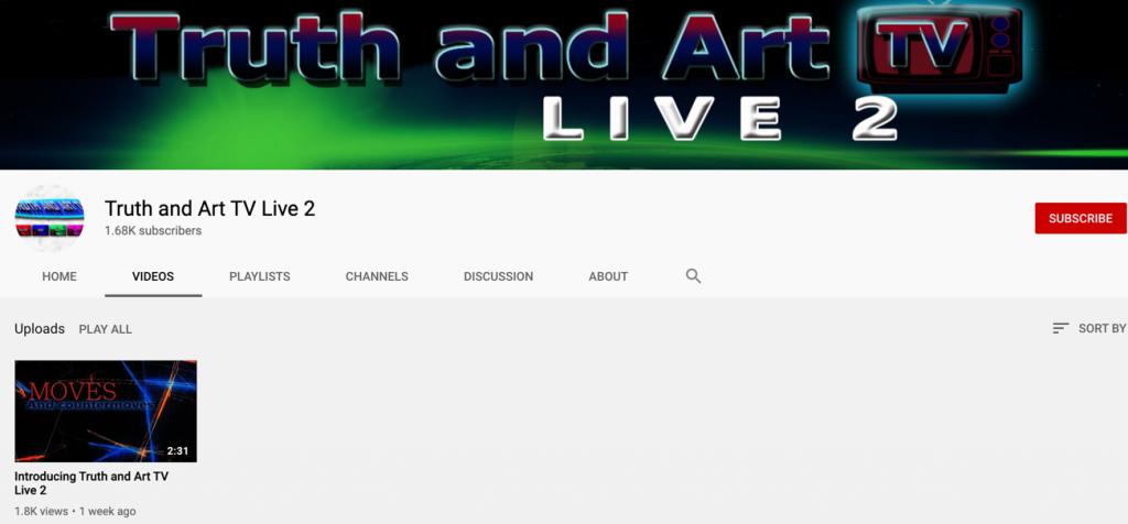 YouTube QAnon channels4