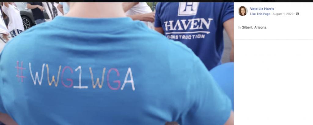 wwg1wga shirt