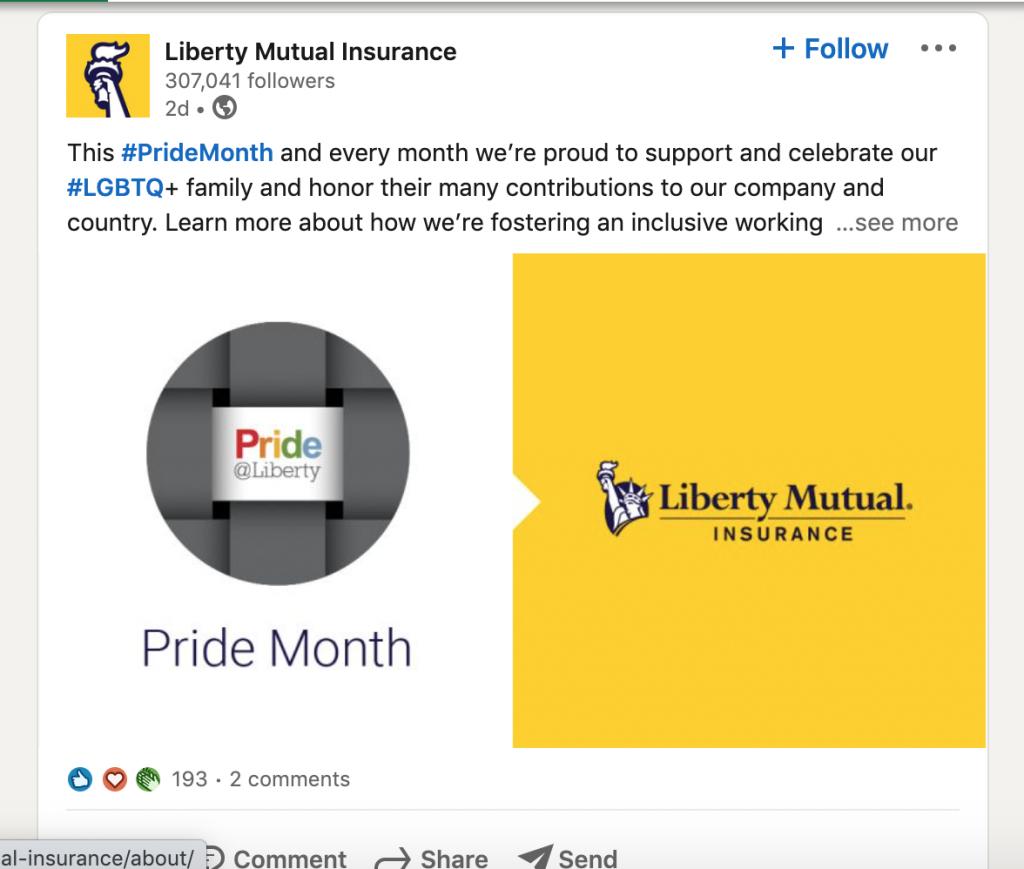 Liberty Mutual Pride 2