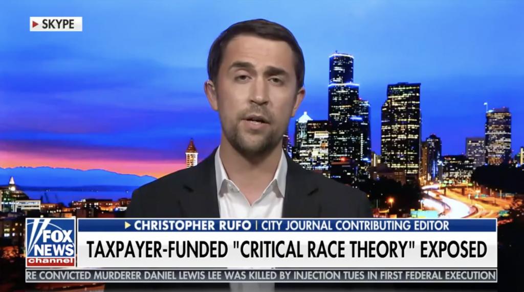 Chris Rufo Fox News