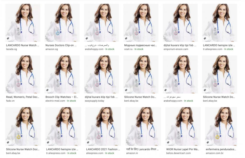 doctor stock photo tiktok