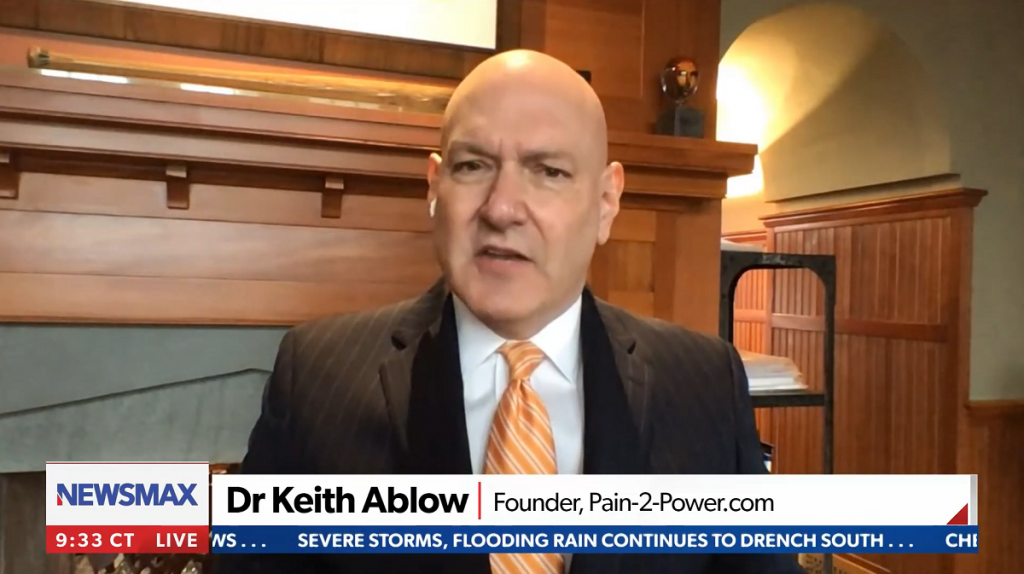 Keith Ablow on Newsmax