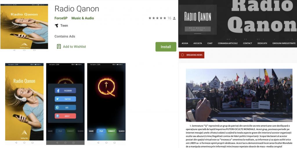 Radio Qanon