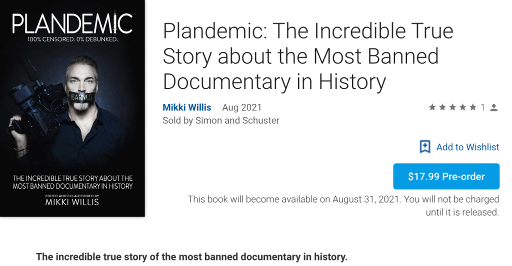 Plandemic book Play Store
