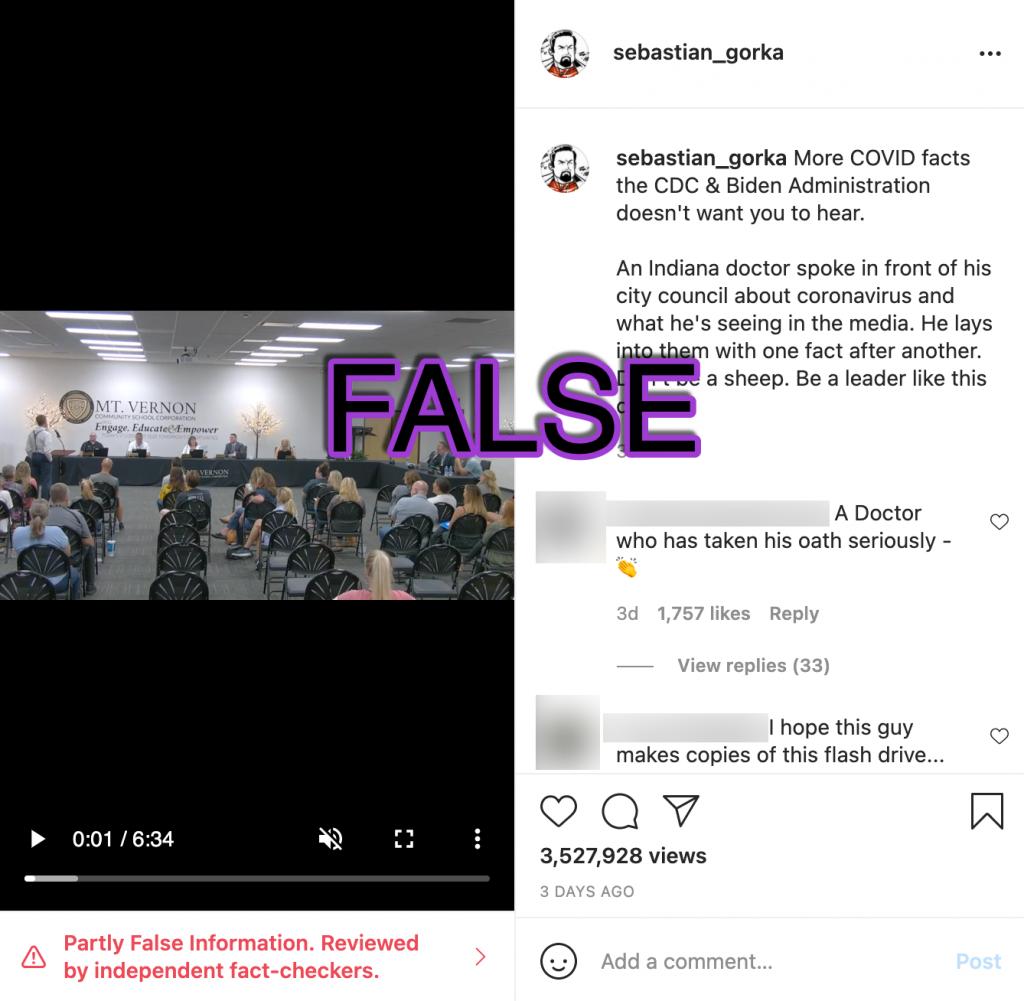 Gorka Instagram Stock video