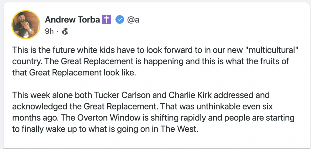 Torba Carlson 9/23/21