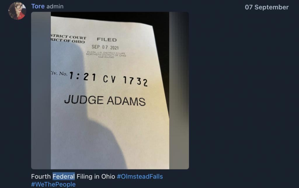 Tore school lawsuit Ohio group post3